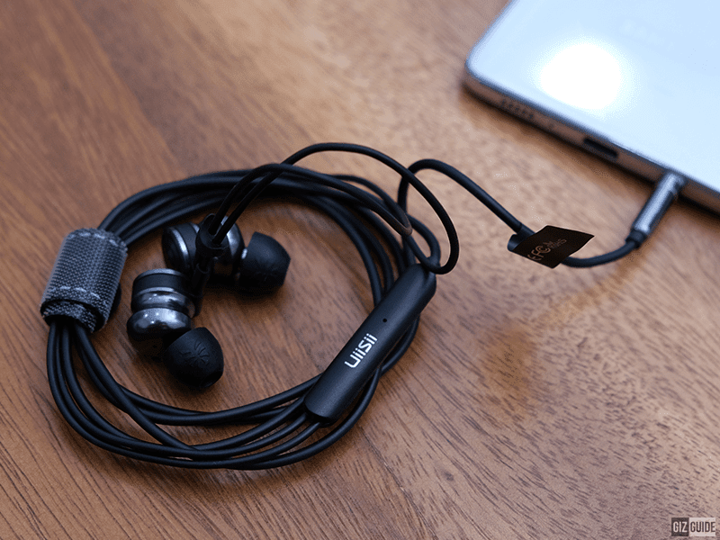 Meet UiiSii Hi-905 - Affordable Hi-Res balanced armature headphones