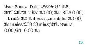 MTN Data Offer! Get 29GB Huge Data For Just N1,000