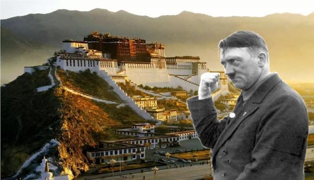Hitler khao khát sở hữu thứ năng lượng thần bí gì ở mãi bên Tây Tạng?