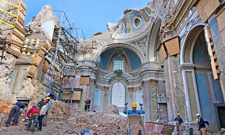 10 Fakta tentang Gempa Menerjang Amatrice, Italia