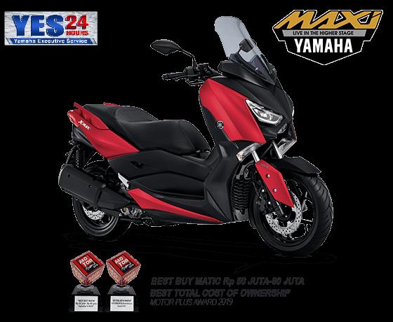 Ukuran Roller Standar Yamaha Xmax