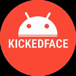 Kickedface