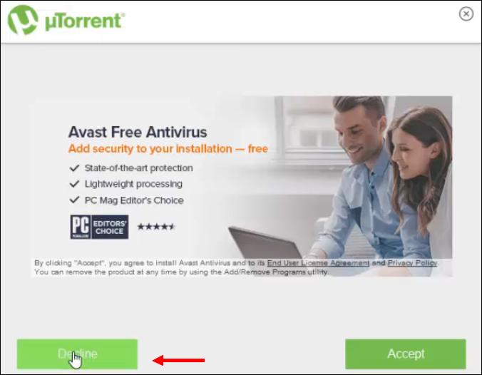 uTorrent Pro 3.5.0 Build 44090 avec crack pour Windows