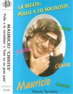 Mauricio - Pollo a lo socialista