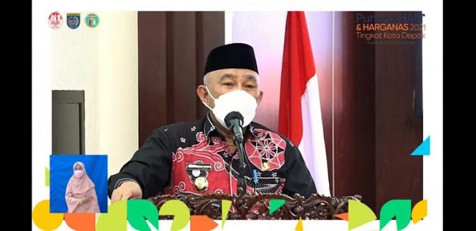 Walikota Luncurkan Program Depok Sahabat Anak Indonesia