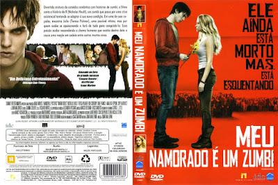 Filme Meu Namorado É Um Zumbi (Warm Bodies) DVD Capa