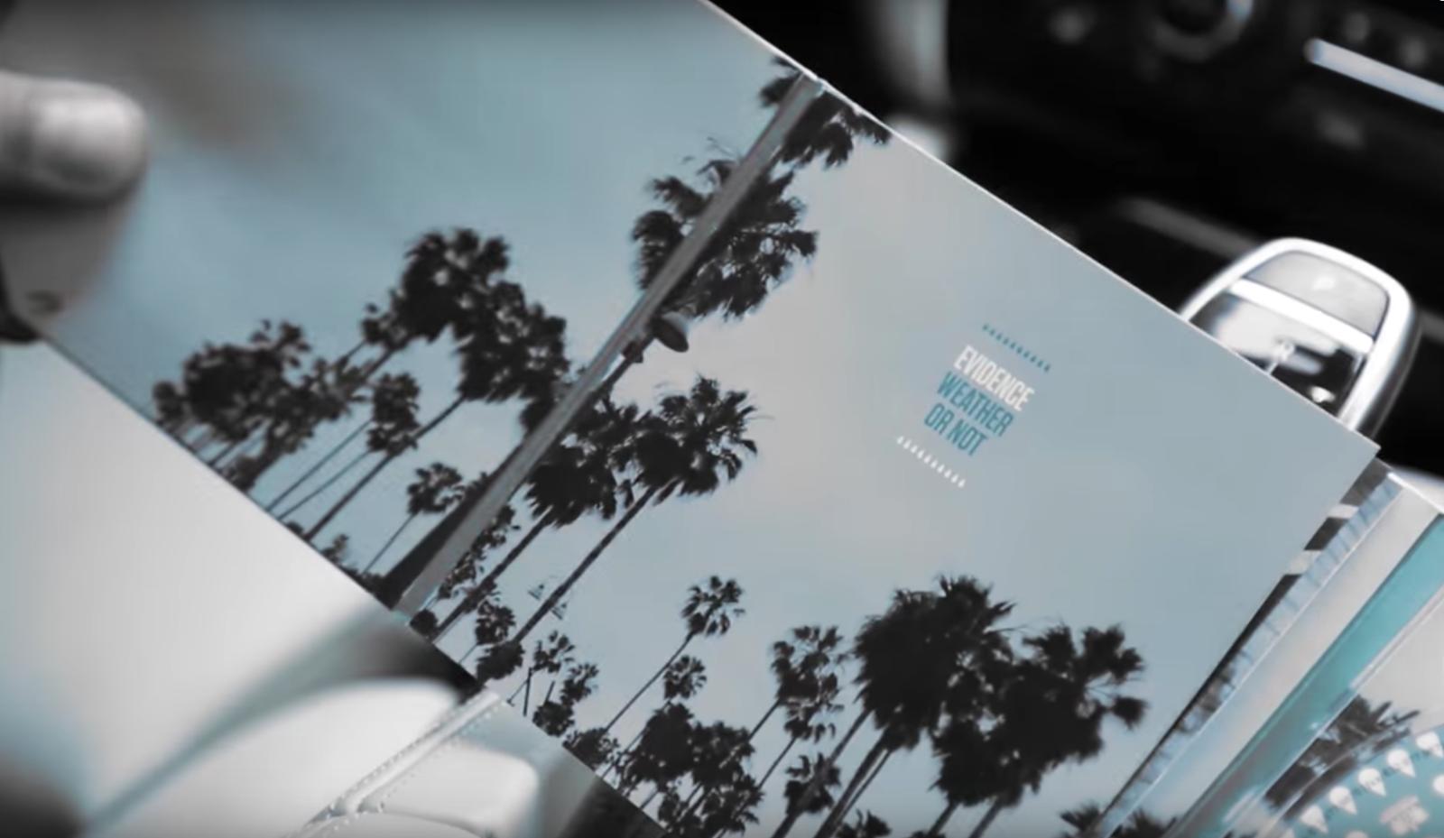 EVIDENCE - Weather Or Not   Full Album Stream