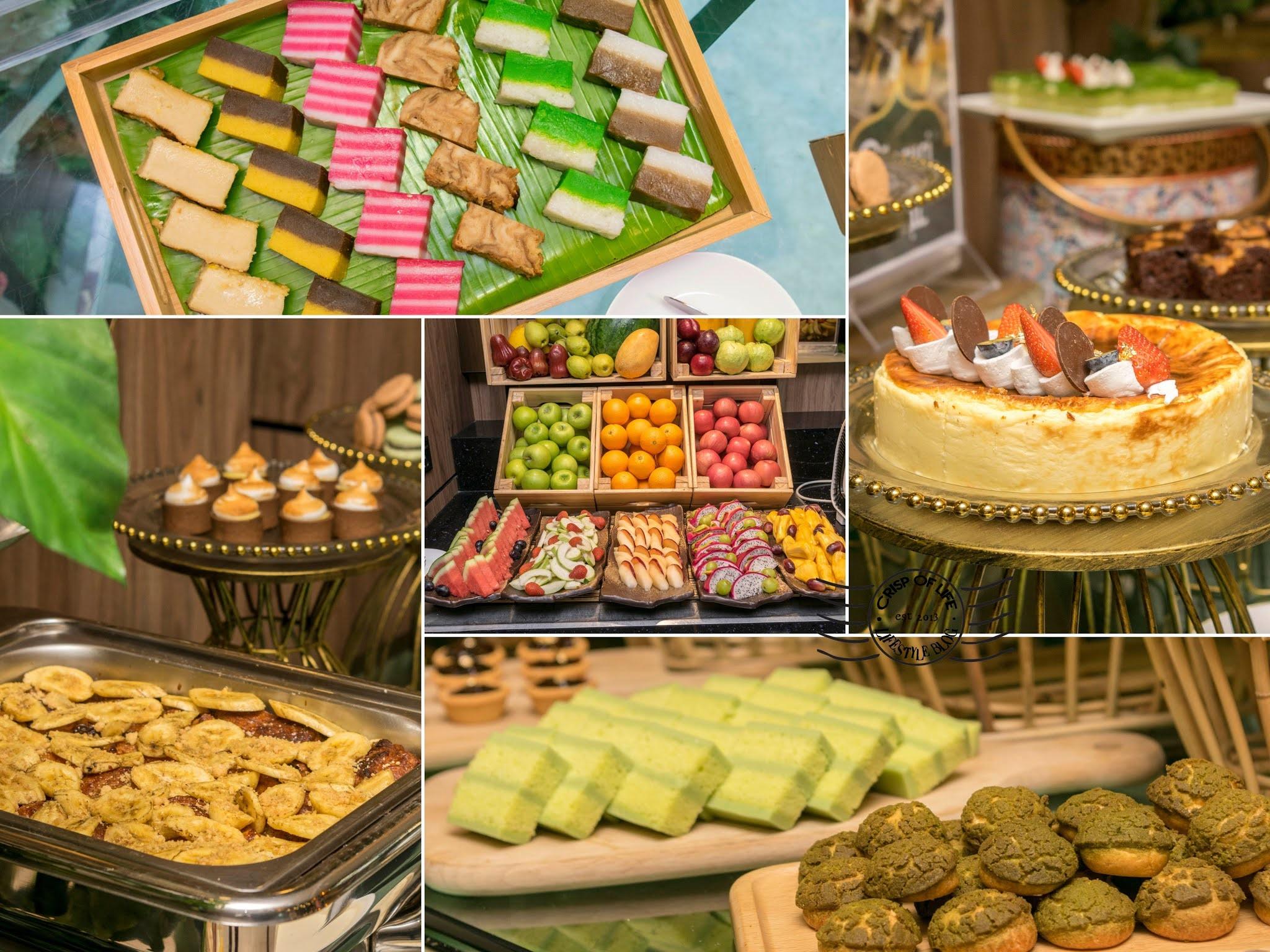 Singgar Iftar Buffet Ramadhan @ Iconic Hotel Penang