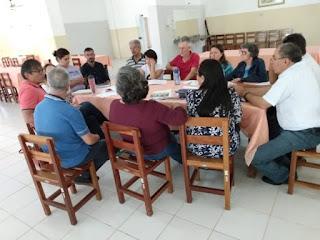 Diocese de Guarabira participa da Assembleia da Pastoral Social da CNBB NE2