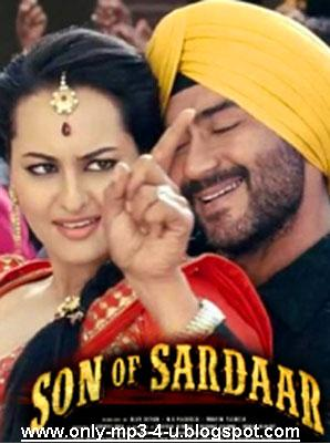 Download Mp3 Songs: Son Of Sardaar - 2012