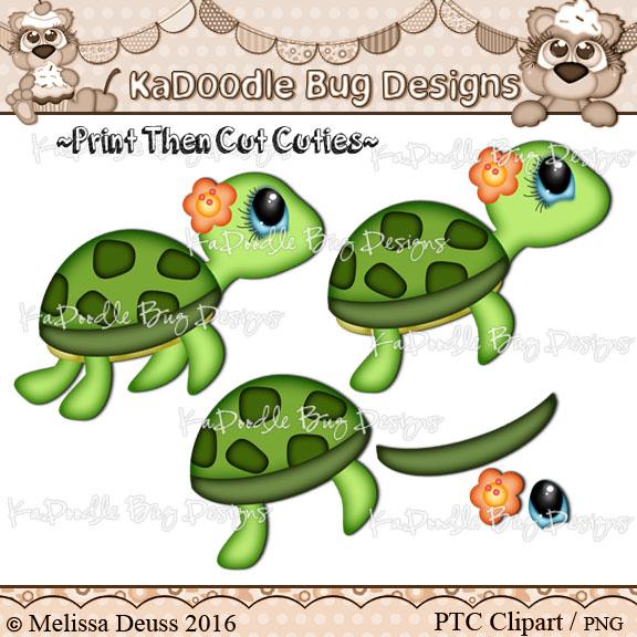 Kadoodle Bug Designs Blog Happy Birthday Turtle