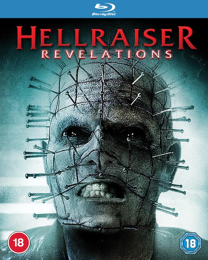 hellraiser revelations bluray