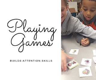 Kids Playing Games to Develop Listening Skills