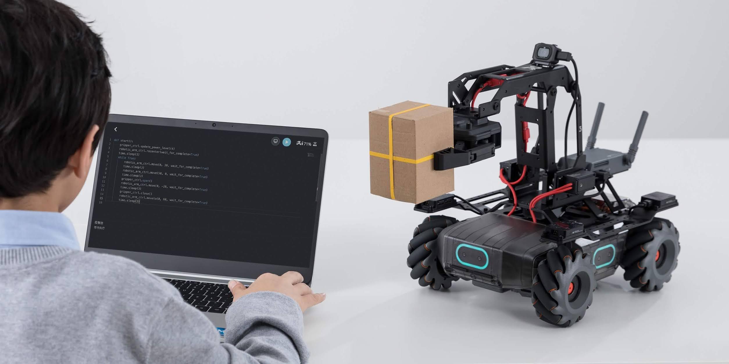 La robótica educativa como herramienta mental de aprendizaje significativo