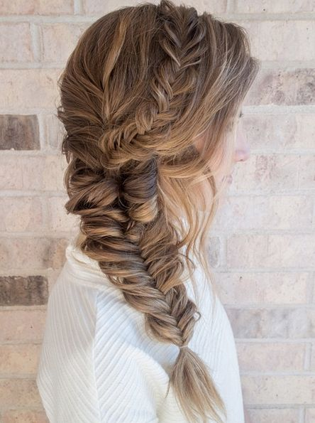 Fall Boho Hairstyle Ideas That Are Positively Swoon-Worthy