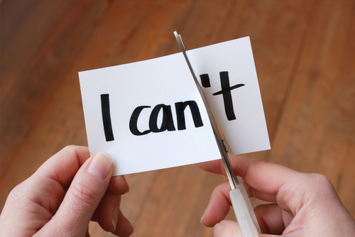 Motivation Quotes : I CAN - Kshitij Yelkar