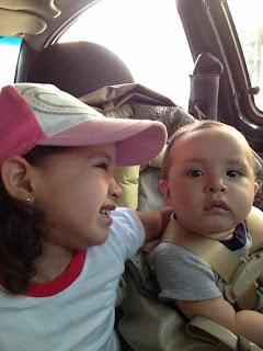 Mis hijos, Fabián y Sophia