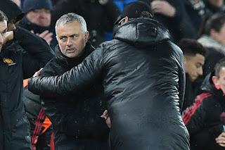 VAR were having tea' - Mourinho blasts decision