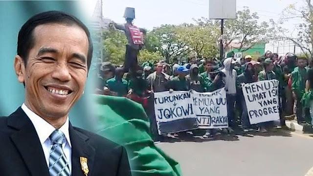 Senjata Terakhir Presiden Jokowi