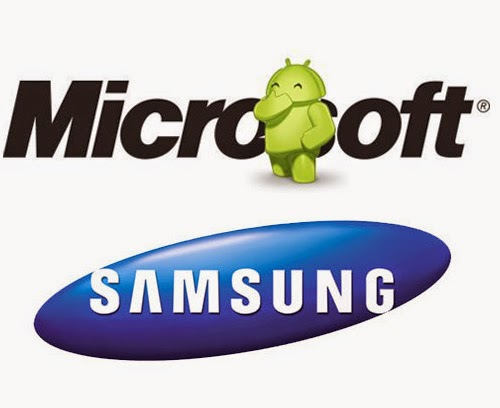 Microsoft Accused Samsung On Violating Patent Agreement