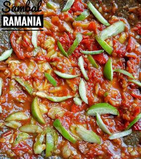 Ide Resep Masak Sambal Ramania/Gandaria