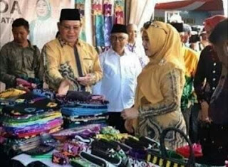 Berkah MTQ ke-32 Tingkat Provinsi Kalsel Bagi Pedagang
