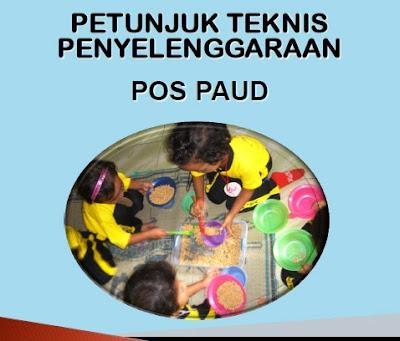 Petunjuk Teknis Penyelenggaraan PAUD Terpadu, Petunjuk Teknis Penyelenggaraan Satuan PAUD Sejenis (SPS)