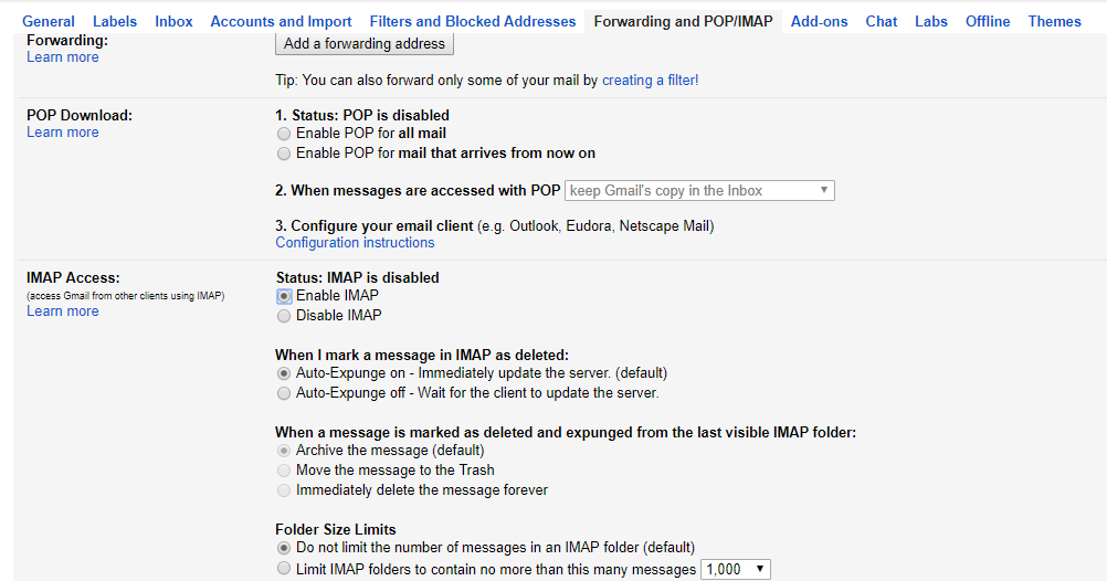 Setting Up Ebs Workflow Notification Mailer With Gmail