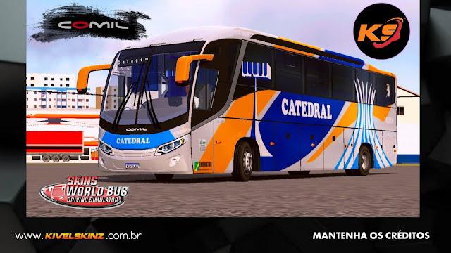 COMIL 1200 4X2 - VIAÇÃO CATEDRAL