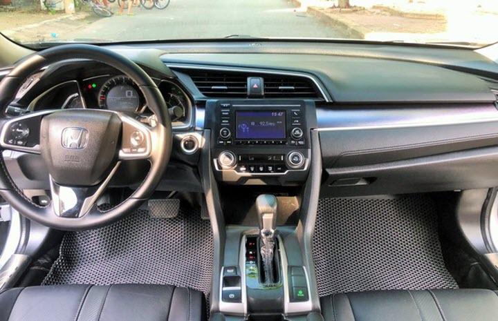 Honda Civic đời 2018 về mức giá dưới 700 triệu đồng