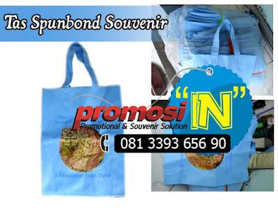 Grosir Tas Spunbond Polos Murah Medan