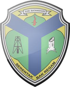 Logo Lambang Kabupaten Batanghari