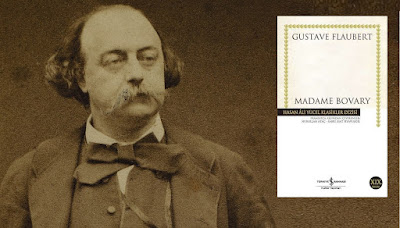 Madame Bovary, Gustave Flaubert,