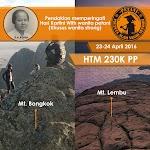 Pendakian Bersama MT.BONGKOK dan MT.LEMBU