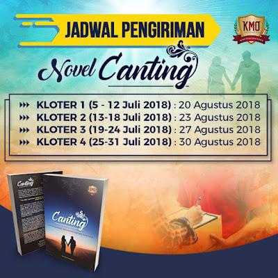 jadwal-kirim-novel-canting