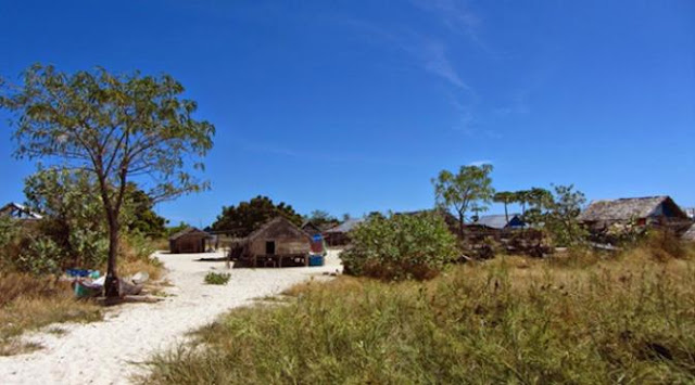 Gubuk Pulau Kera