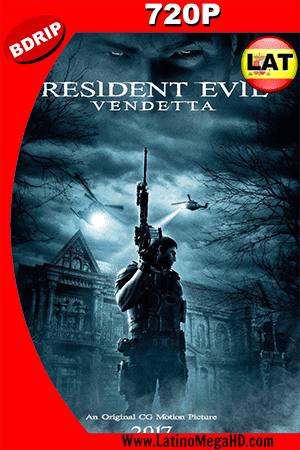 Resident Evil Vendetta (2017) Latino HD BDRip 720p ()