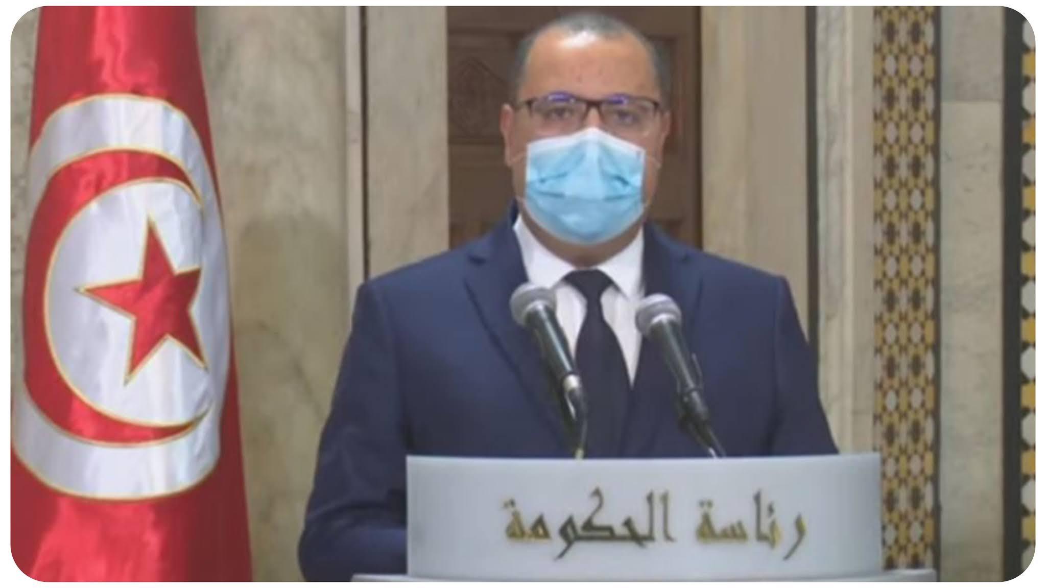 """بالفيديو هشام المشيشي : """"يزي ما تعطّلت البلاد و تفقرت توانسة و ضاعة احلامهم.. والوضع الإقتصادي ماعادش يتحمل"""""""