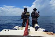 Jaga Keamanan di Pulau Terluar, Satbrimob dan Polres Kepulauan Talaud Gelar Patroli Gabungan