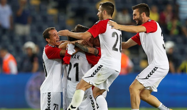 History is written: Vardar reaches Europa League group stage!