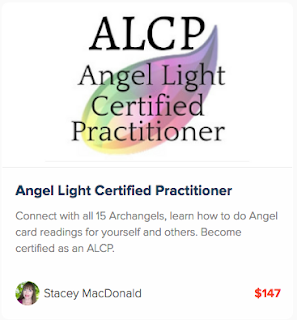 Become an ALCP - Angel Light Certified Practitioner - CLICK HERE TO LEARN MORE