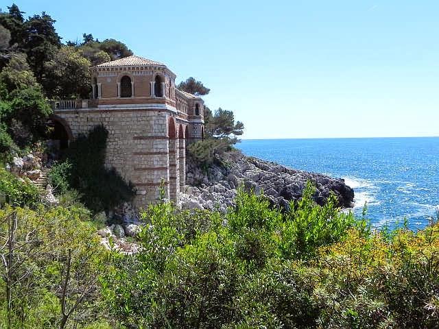 Villa Cypris am Meer