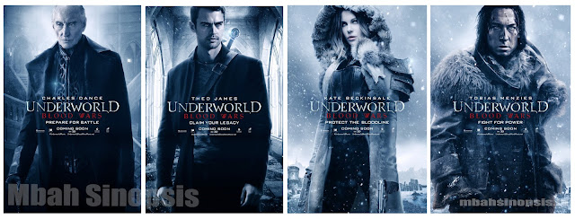 Sinopsis Film Underworld Blood Wars 2017