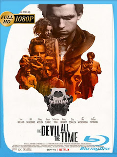 El Diablo a Todas Horas (The Devil All the Time) (2020) HD [1080p] Latino [GoogleDrive] SilvestreHD