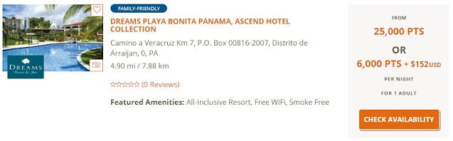 DREAMS PLAYA BONITA PANAMA, ASCEND HOTEL COLLECTION
