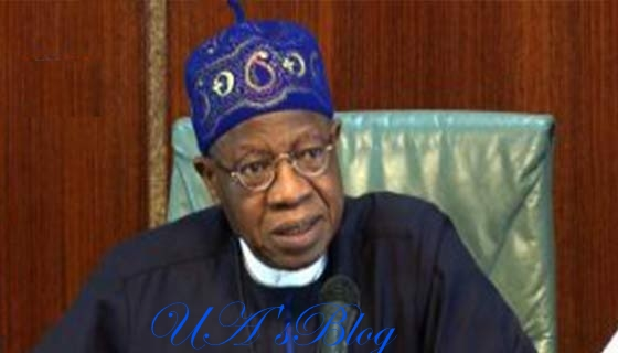 I can't add anything to what NYSC said, says Lai on Adeosun's certificate 'scandal'