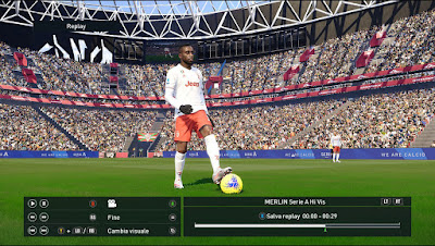 PES 2020 Scoreboard Pack Serie A TIM v3.0 by Andò12345