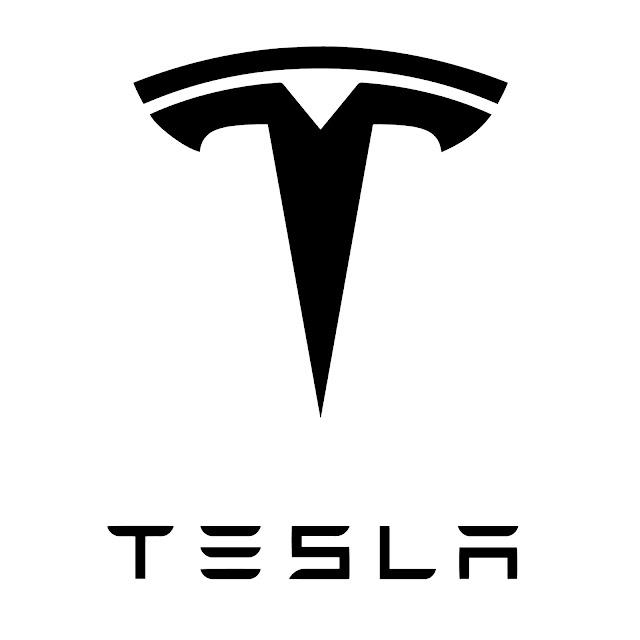 Tesla Logo Vektör