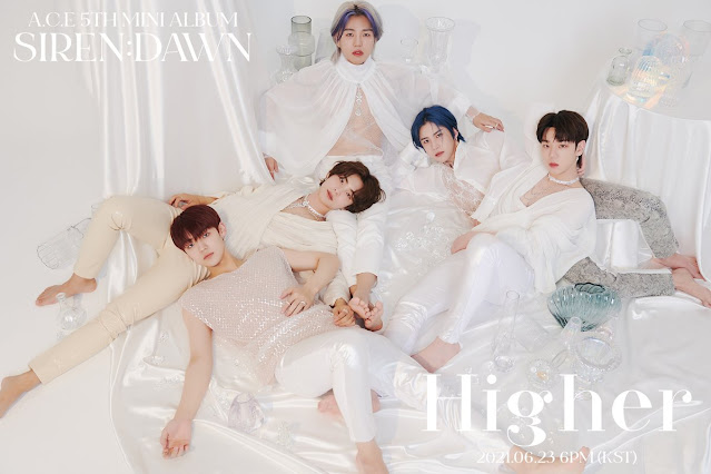 Siren:Dawn, el nuevo comeback de A.C.E