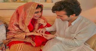 Sadaf Kanwal and Shahrooz Sabzwari got Married in Close Ceremony